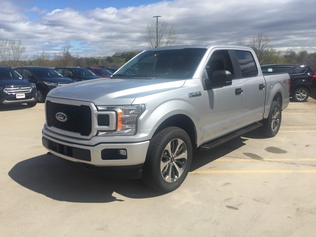 2019 F-150 SuperCrew Cab 4x4,  Pickup #CFB77744 - photo 5