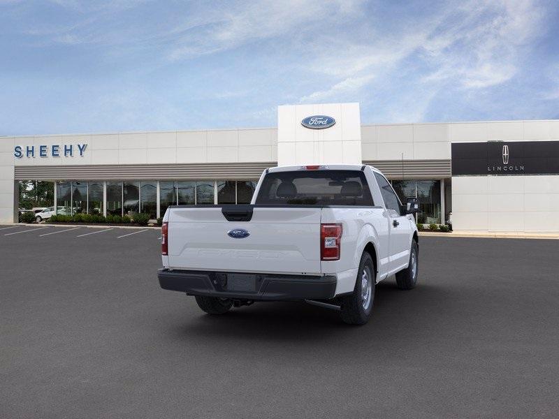 2020 Ford F-150 Regular Cab 4x2, Pickup #CFB84942 - photo 2