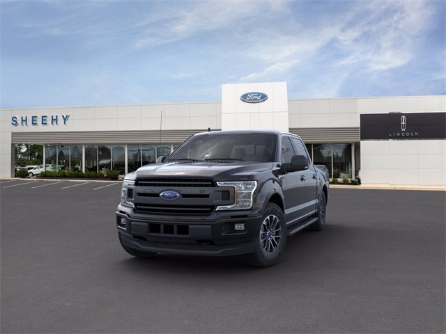 2020 Ford F-150 SuperCrew Cab 4x4, Pickup #CFB88436 - photo 4