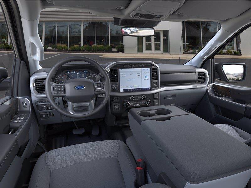 2021 Ford F-150 SuperCrew Cab 4x4, Pickup #CFB91868 - photo 9