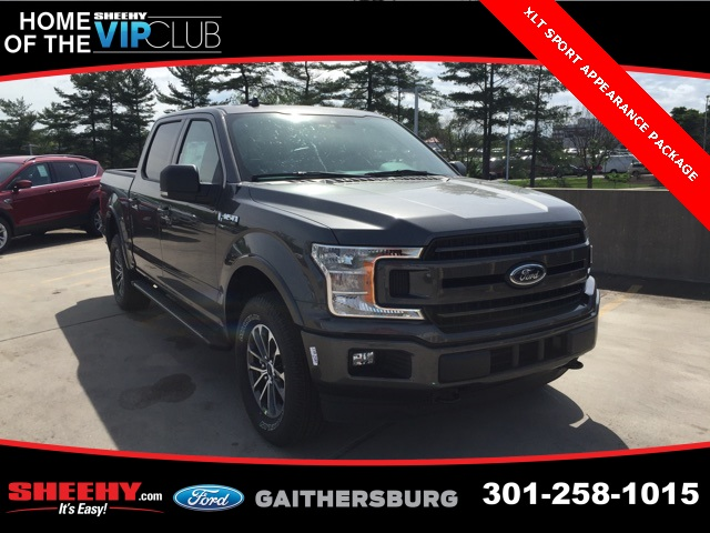 2019 F-150 SuperCrew Cab 4x4,  Pickup #CFB94687 - photo 1