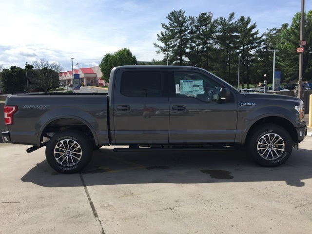 2019 F-150 SuperCrew Cab 4x4,  Pickup #CFB94687 - photo 3