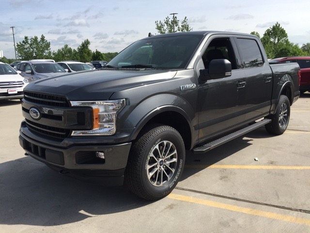 2019 F-150 SuperCrew Cab 4x4,  Pickup #CFB94687 - photo 5