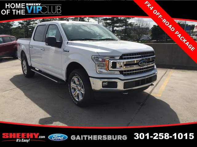 2019 F-150 SuperCrew Cab 4x4,  Pickup #CFB94688 - photo 1