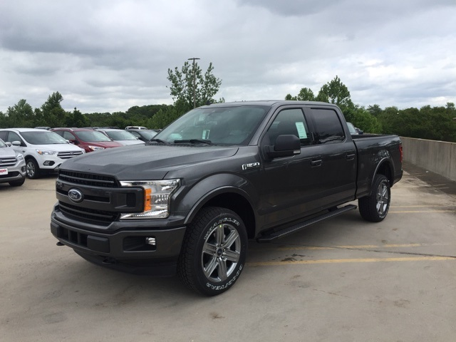 2019 F-150 SuperCrew Cab 4x4,  Pickup #CFC03788 - photo 4