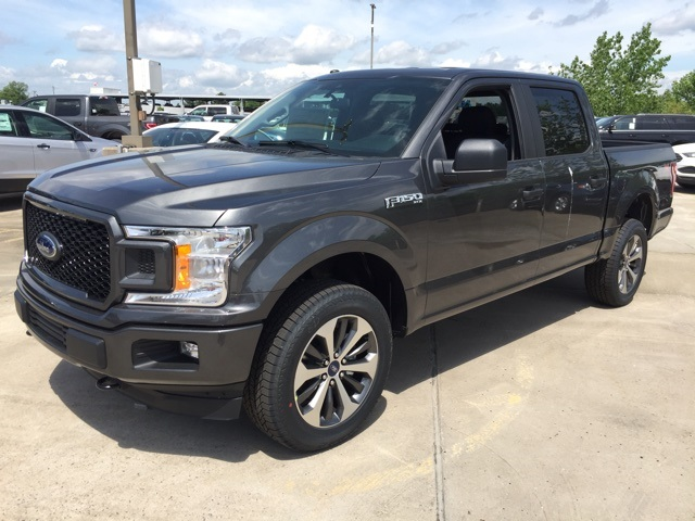 2019 F-150 SuperCrew Cab 4x4,  Pickup #CFC03791 - photo 4