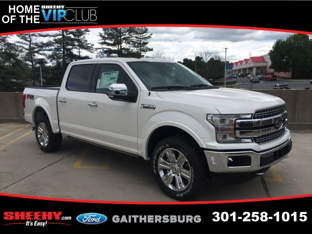 2019 F-150 SuperCrew Cab 4x4,  Pickup #CFC03793 - photo 1