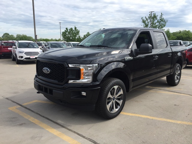 2019 F-150 SuperCrew Cab 4x4,  Pickup #CFC03796 - photo 4