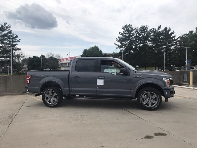 2019 F-150 SuperCrew Cab 4x4,  Pickup #CFC16951 - photo 3