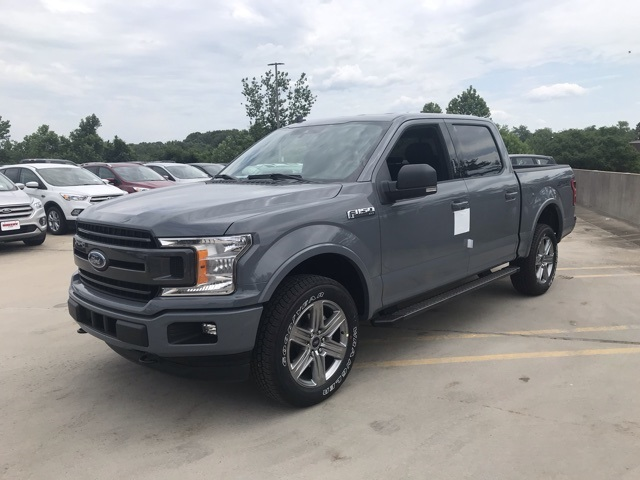 2019 F-150 SuperCrew Cab 4x4,  Pickup #CFC16951 - photo 5