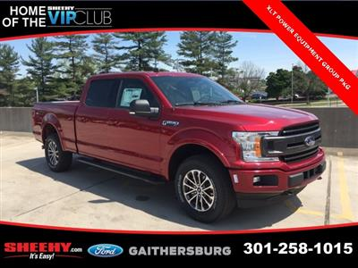2019 F-150 SuperCrew Cab 4x4,  Pickup #CFC16952 - photo 1