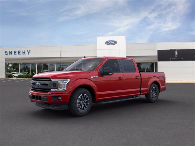 2020 Ford F-150 SuperCrew Cab 4x4, Pickup #CFC18330 - photo 3