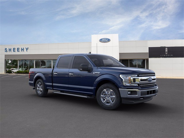 2020 Ford F-150 SuperCrew Cab 4x4, Pickup #CFC18335 - photo 1