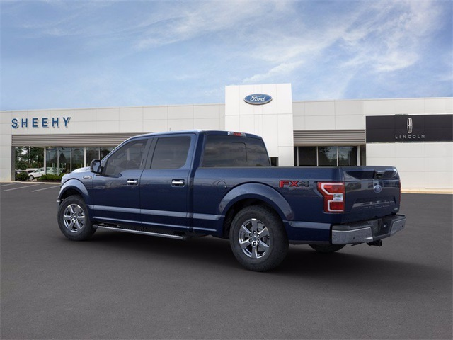 2020 Ford F-150 SuperCrew Cab 4x4, Pickup #CFC18335 - photo 6