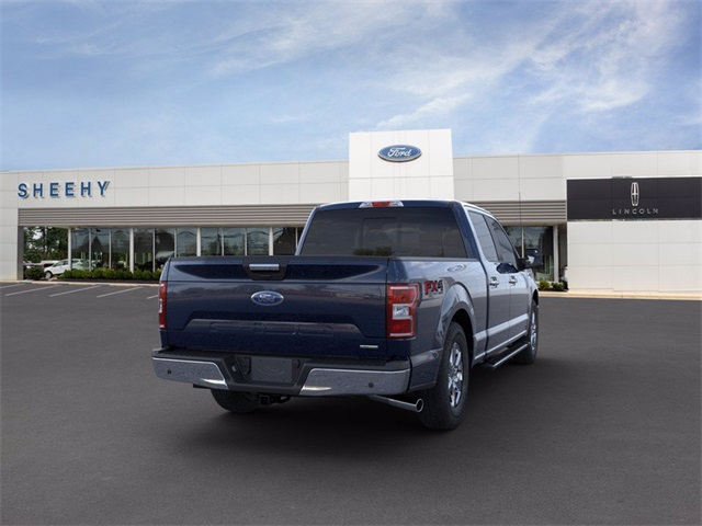 2020 Ford F-150 SuperCrew Cab 4x4, Pickup #CFC18335 - photo 2