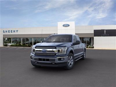 2020 Ford F-150 SuperCrew Cab 4x4, Pickup #CFC18335 - photo 4