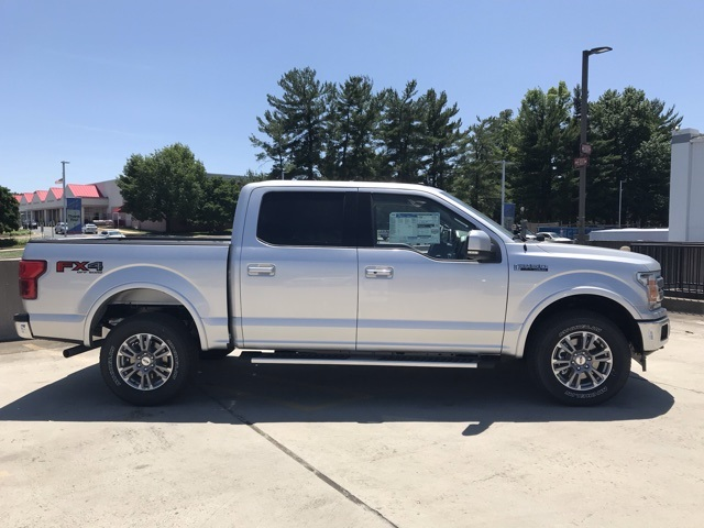 2019 F-150 SuperCrew Cab 4x4, Pickup #CFC23772 - photo 3