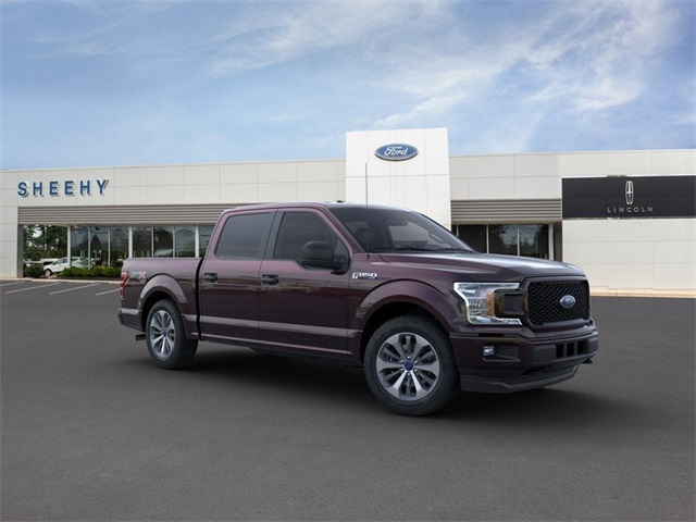 2019 F-150 SuperCrew Cab 4x4,  Pickup #CFC23907 - photo 1