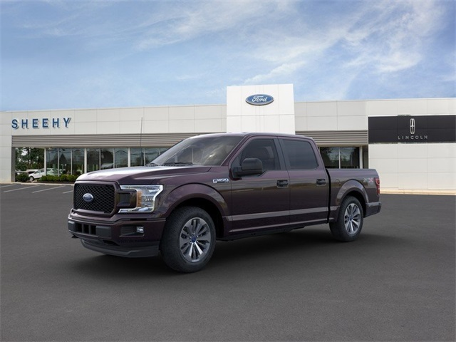 2019 F-150 SuperCrew Cab 4x4,  Pickup #CFC23907 - photo 3