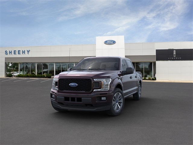 2019 F-150 SuperCrew Cab 4x4,  Pickup #CFC23907 - photo 4