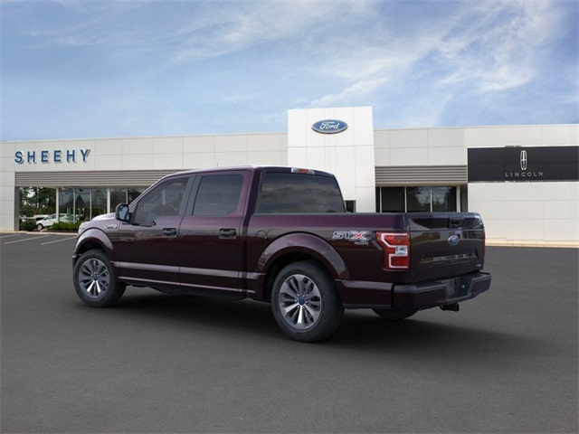 2019 F-150 SuperCrew Cab 4x4,  Pickup #CFC23907 - photo 5