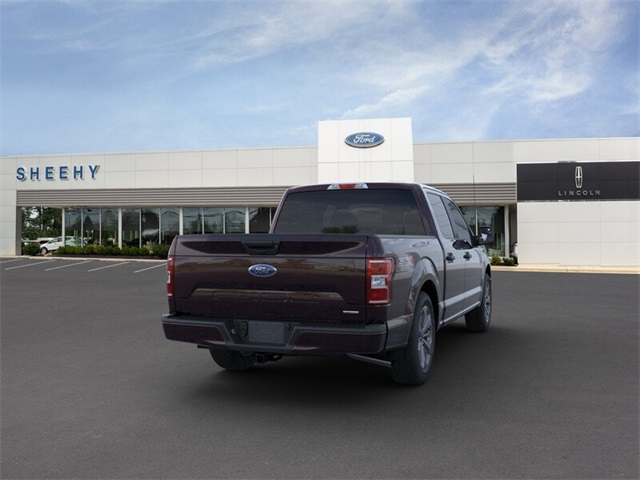 2019 F-150 SuperCrew Cab 4x4,  Pickup #CFC23907 - photo 8