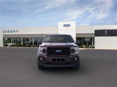 2019 F-150 SuperCrew Cab 4x4,  Pickup #CFC23907 - photo 7