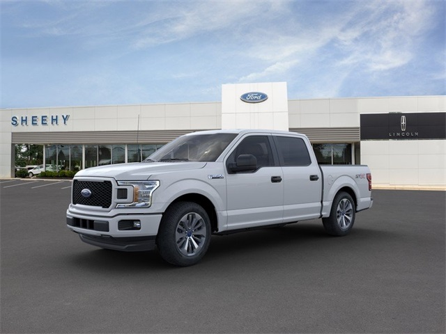 2019 F-150 SuperCrew Cab 4x2,  Pickup #CFC29937 - photo 3