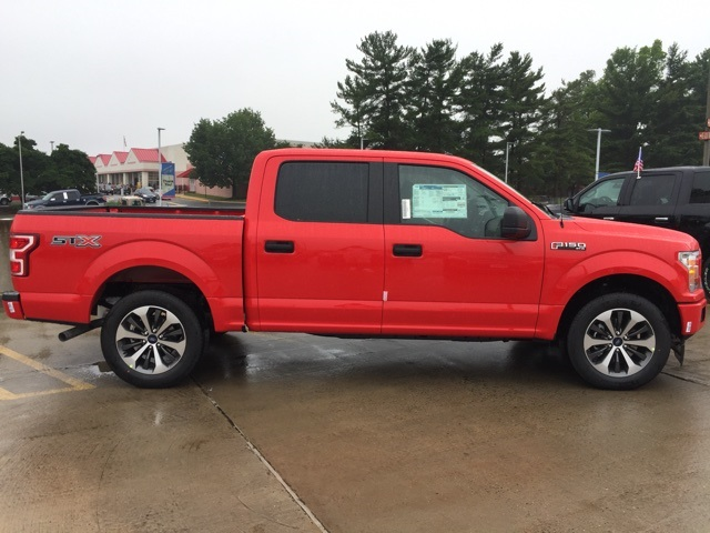 2019 F-150 SuperCrew Cab 4x2,  Pickup #CFC29938 - photo 3