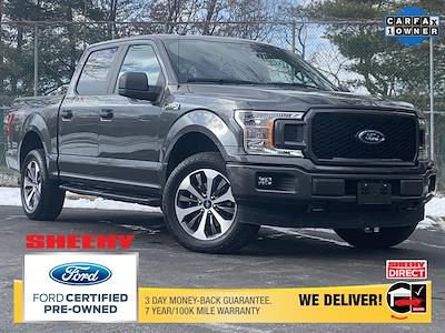 2019 Ford F-150 SuperCrew Cab 4x4, Pickup #CFA7656A - photo 1