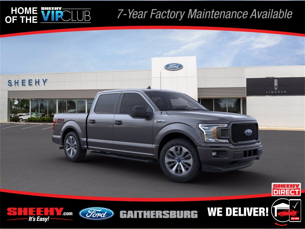 2020 Ford F-150 SuperCrew Cab 4x4, Pickup #CFC30462 - photo 1