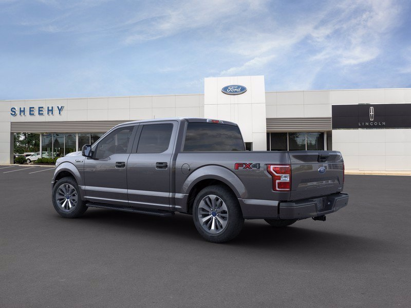 2020 Ford F-150 SuperCrew Cab 4x4, Pickup #CFC30462 - photo 7