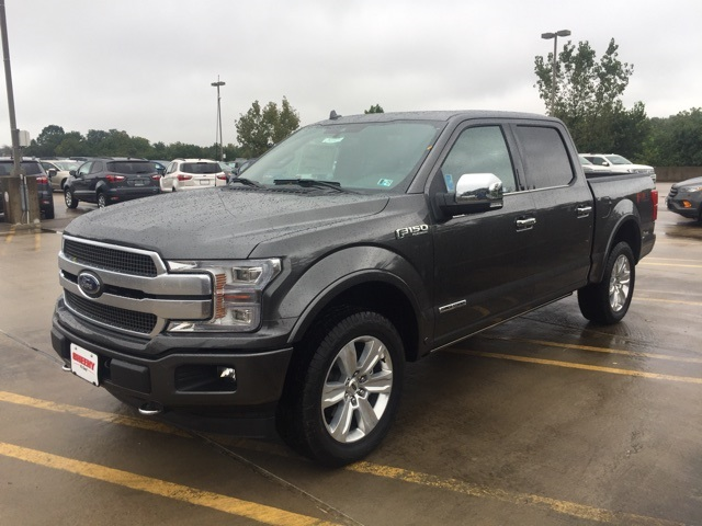 2018 F-150 SuperCrew Cab 4x4,  Pickup #CFC37935 - photo 3