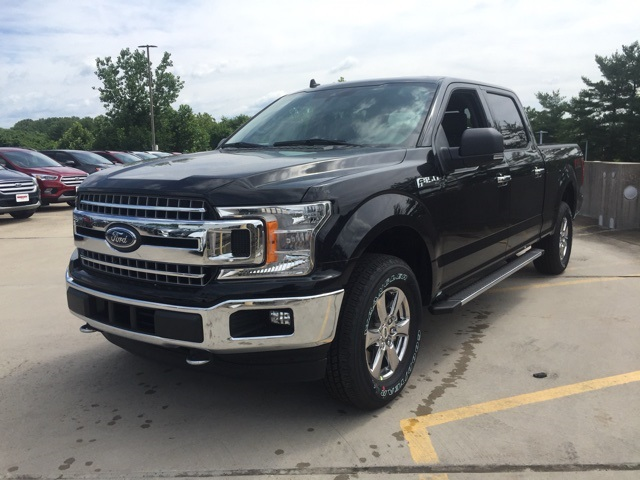 2019 F-150 SuperCrew Cab 4x4,  Pickup #CFC41622 - photo 5