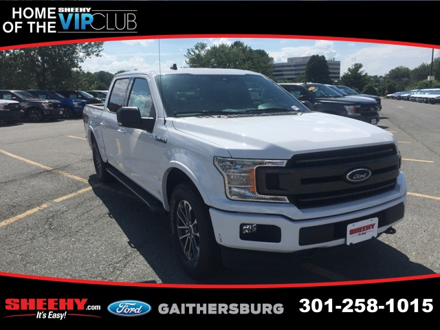 2019 F-150 SuperCrew Cab 4x4,  Pickup #CFC41627 - photo 1