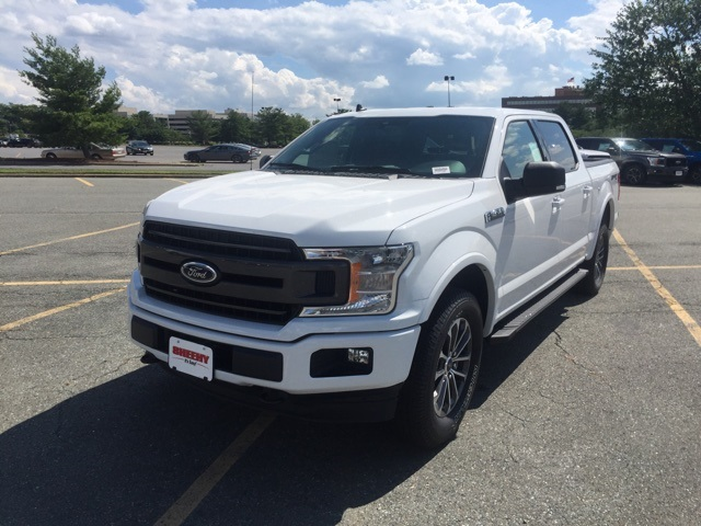 2019 F-150 SuperCrew Cab 4x4,  Pickup #CFC41627 - photo 3