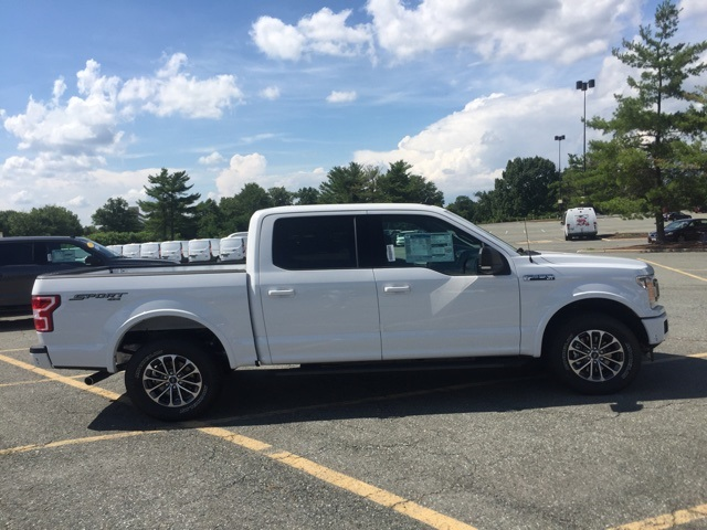 2019 F-150 SuperCrew Cab 4x4,  Pickup #CFC41627 - photo 8
