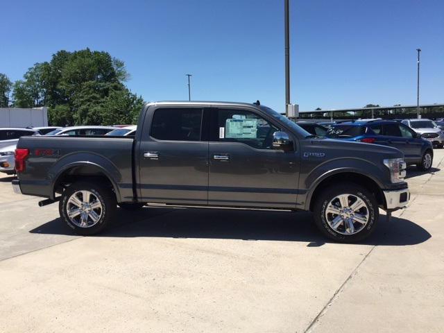 2019 F-150 SuperCrew Cab 4x4,  Pickup #CFC41629 - photo 3