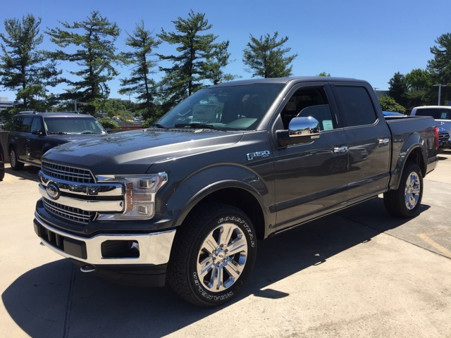 2019 F-150 SuperCrew Cab 4x4,  Pickup #CFC41629 - photo 5
