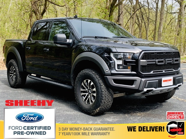 2019 F-150 SuperCrew Cab 4x4, Pickup #CFA3501A - photo 1