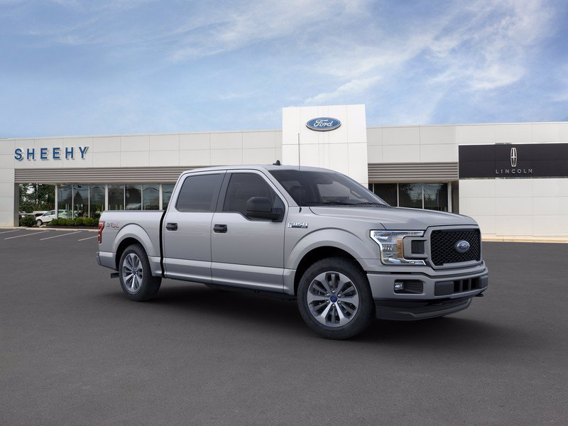 2020 Ford F-150 SuperCrew Cab 4x4, Pickup #CFC46933 - photo 1