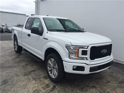2018 F-150 Super Cab 4x4,  Pickup #CFC52571 - photo 4