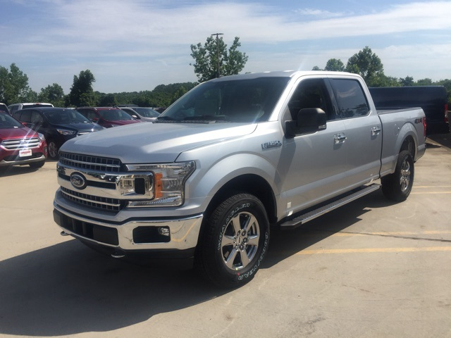 2019 F-150 SuperCrew Cab 4x4,  Pickup #CFC53663 - photo 5