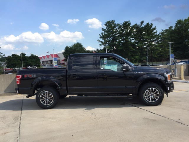 2019 F-150 SuperCrew Cab 4x4,  Pickup #CFC53665 - photo 3