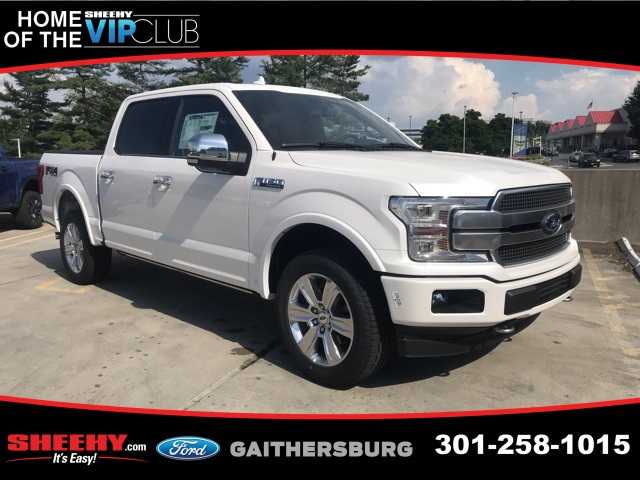 2019 F-150 SuperCrew Cab 4x4,  Pickup #CFC53668 - photo 1