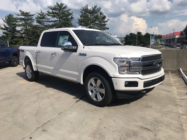 2019 F-150 SuperCrew Cab 4x4,  Pickup #CFC53668 - photo 4