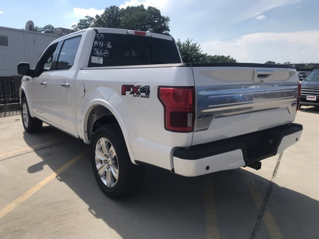 2019 F-150 SuperCrew Cab 4x4,  Pickup #CFC53668 - photo 9