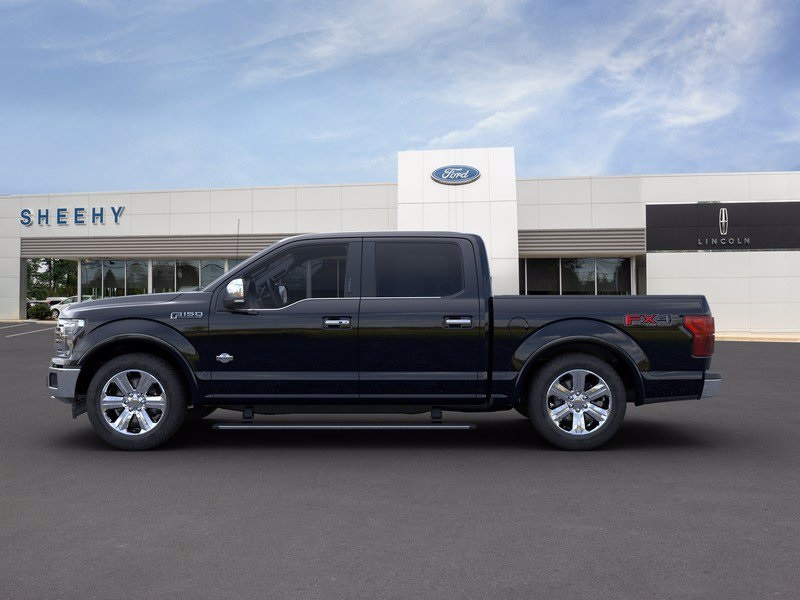 2020 Ford F-150 SuperCrew Cab 4x4, Pickup #CFC54738 - photo 5