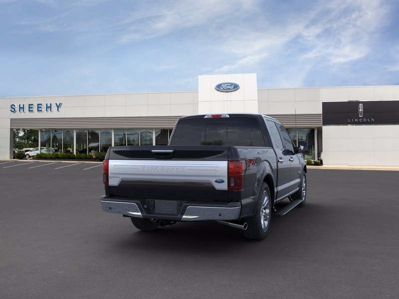 2020 Ford F-150 SuperCrew Cab 4x4, Pickup #CFC54738 - photo 2