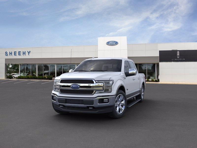 2020 Ford F-150 SuperCrew Cab 4x4, Pickup #CFC54739 - photo 4